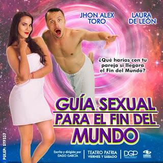 Guía Sexual para el fin del mundo | Teatro Patria