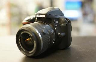 Review Lengkap Spesifikasi dan Harga Kamera Nikon D3300