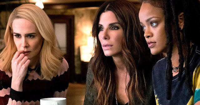Ocean's 8: Film Review