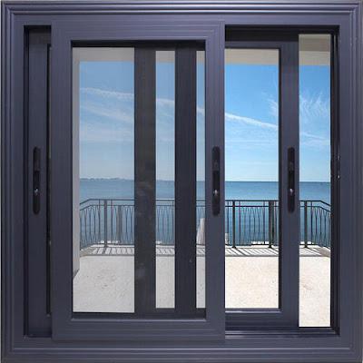 Prozor od eloksiranog aluminijuma