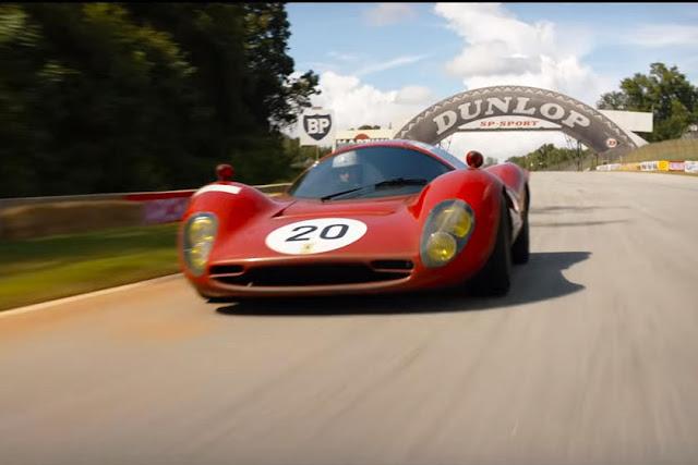 movie race cars
