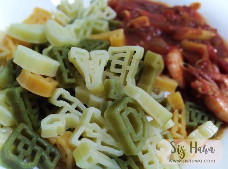 Jom Mulakan Tabiat Makanan Sihat Sejak Kecil Dengan Pasta Organik Alce Nero untuk Kanak-kanak