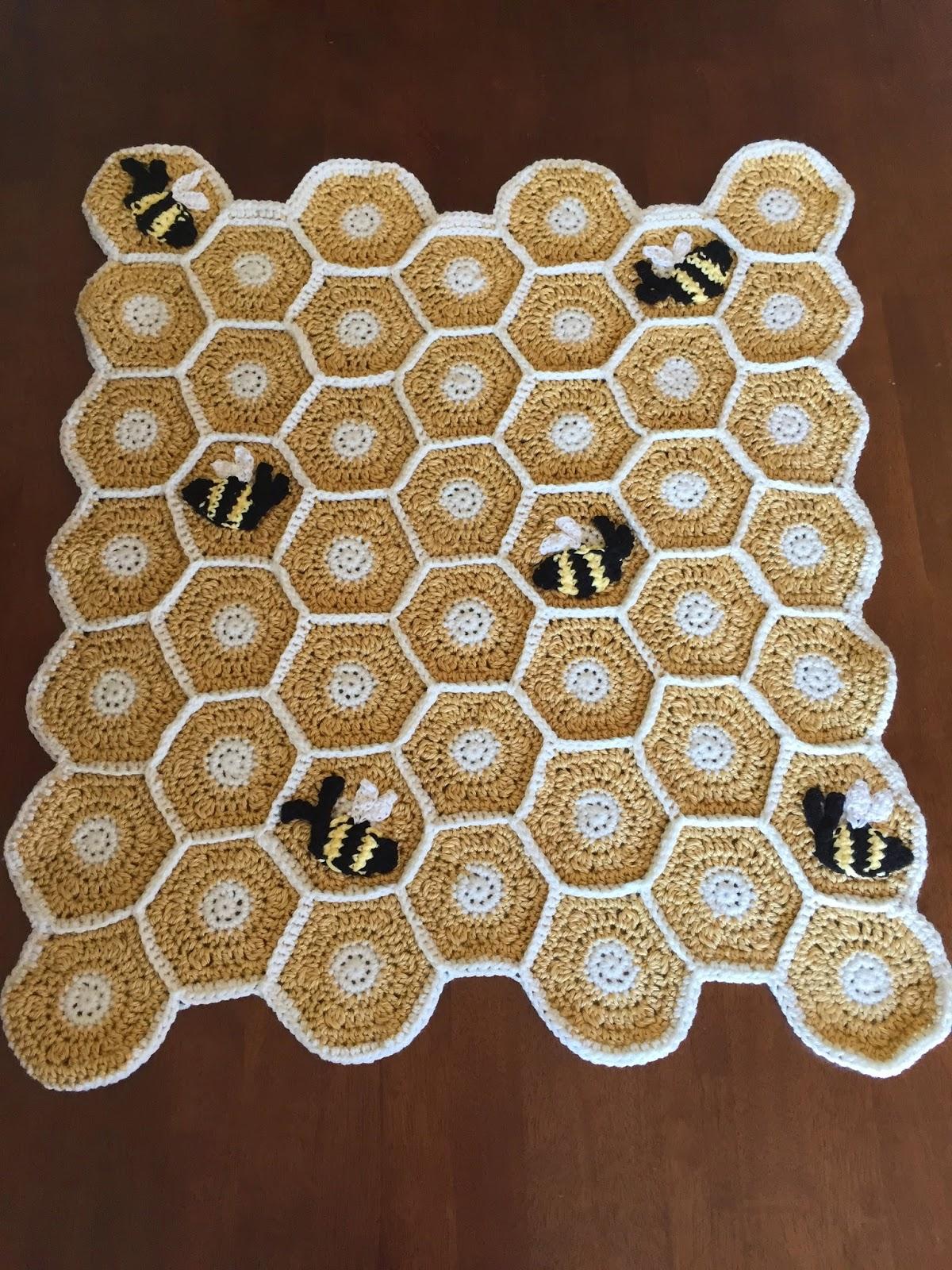 Yarn Bee Crochet Patterns Blanket