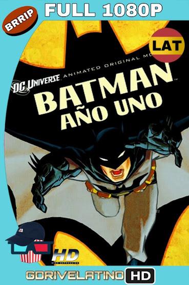 Batman: Año Uno (2011) BRRip 1080p Latino-Ingles mkv