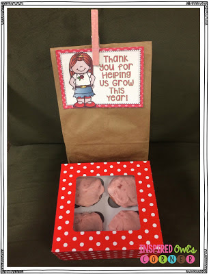 Parent Volunteer Gift Ideas and Free Printables