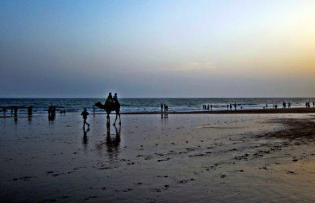 Kutch Mandvi beach
