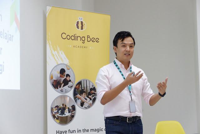 belajar coding di coding bee academy
