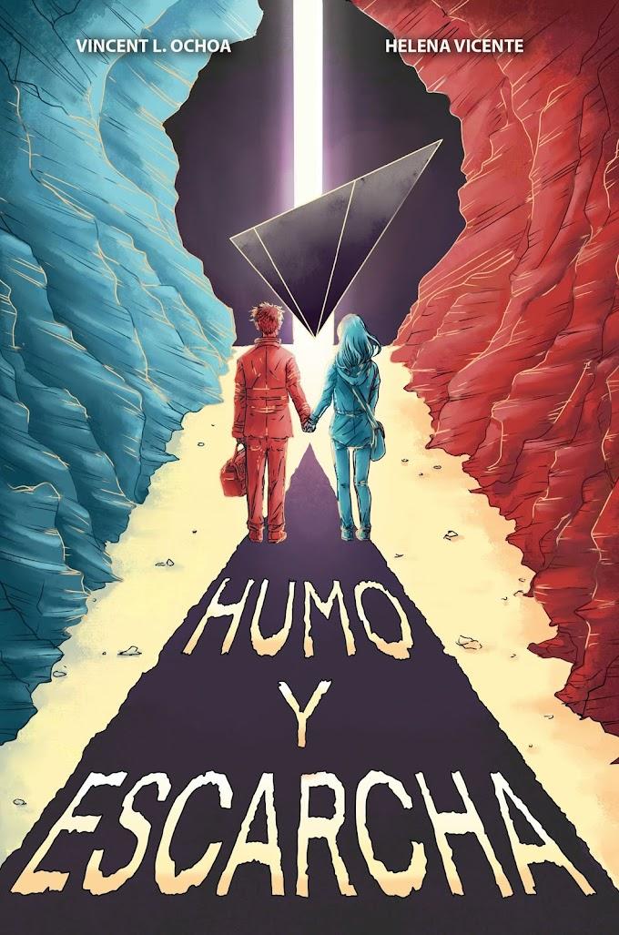 RESEÑA: Humo y Escarcha - Helena Vicente y Vincent L. Ochoa
