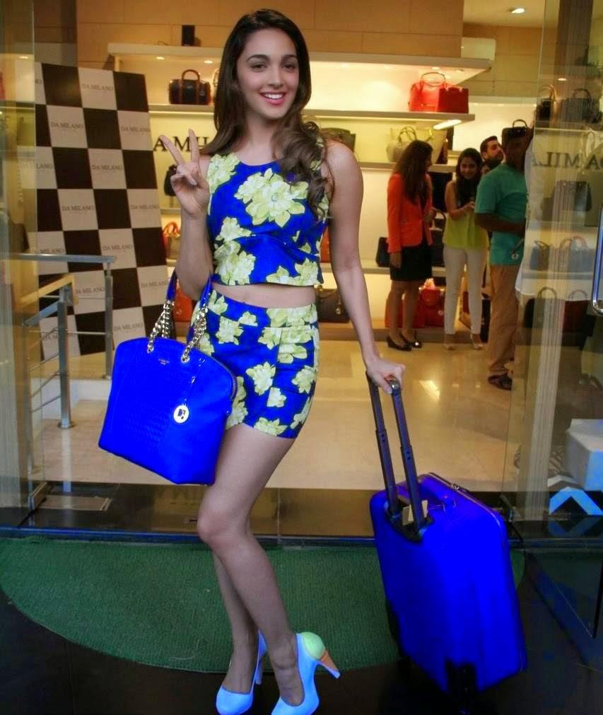 Kiara Advani latest Hotti Images At DA MILANO Collections ❤ ❤  ❤