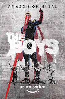 THE BOYS (219) on Amazon Prime, A Quickie Review