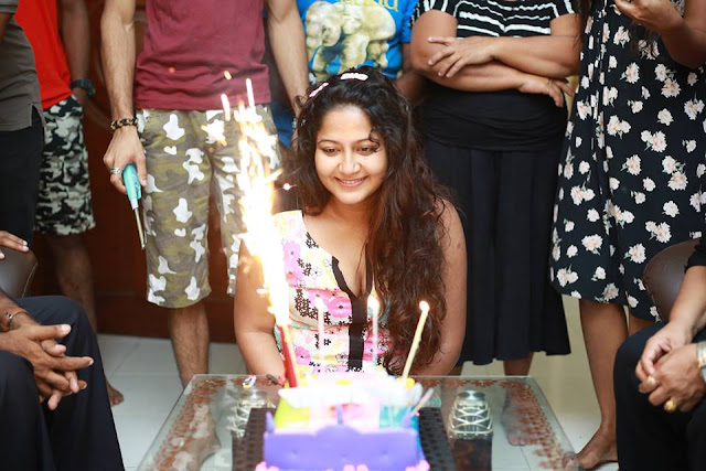 Lochana Imashi Surprise Birthday Party