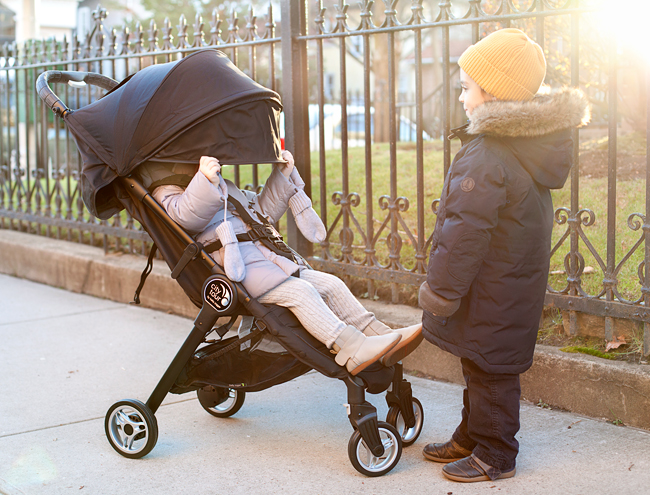 Baby Jogger City Tour stroller review by DailyBabyFinds