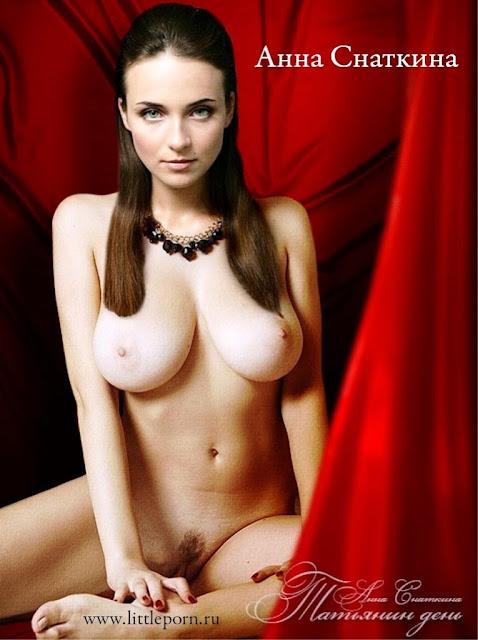 Анна Снаткина голая на съемках нового порно ххх-фильма «Татьянин день» ххх-фото