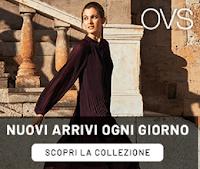 Logo OVS Extra sconti per uomo, donna, basici Bambini e Bambine! solo per poco tempo