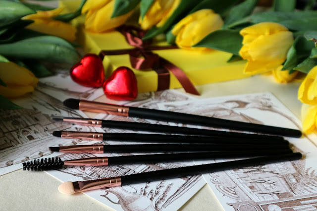 Zaful Makeup Brushes Set