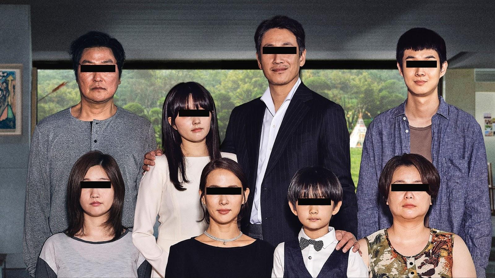 parasite movie synopsis, korean movie