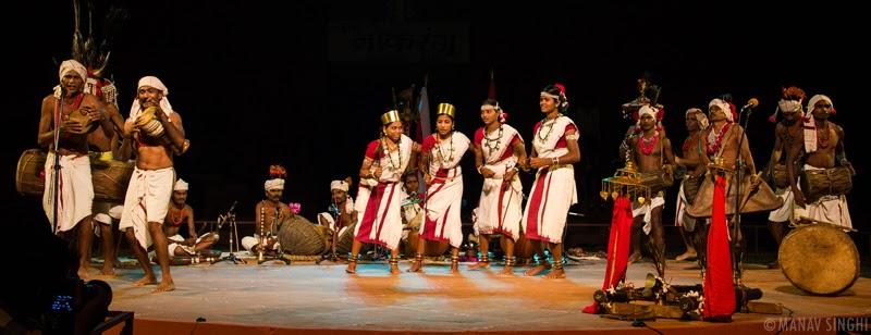 Bastar Band Folk Dance Chhattisgarh