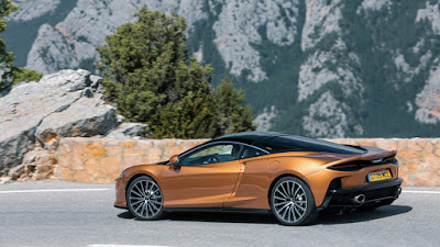 2020 McLaren GT Review, Specs, Price