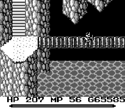 Mystic Quest - Subterráneos