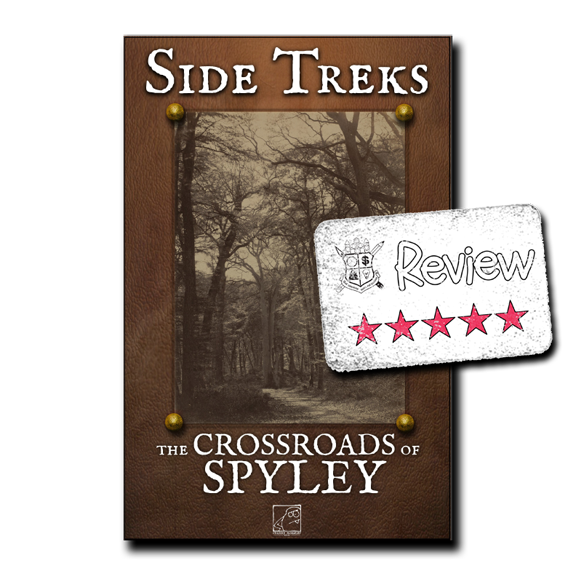 Frugal GM Review: The Crossroads of Spyley