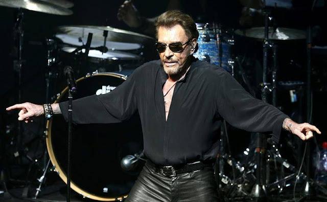 Muere el cantante Johnny Hallyday, el 'Elvis francés'