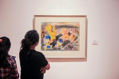 "ART EXHIBITION THEMED ""BREAKTHROUGH THE SENSE"""