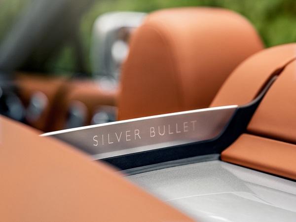 Rolls Royce Dawn Silver Bullet Edition