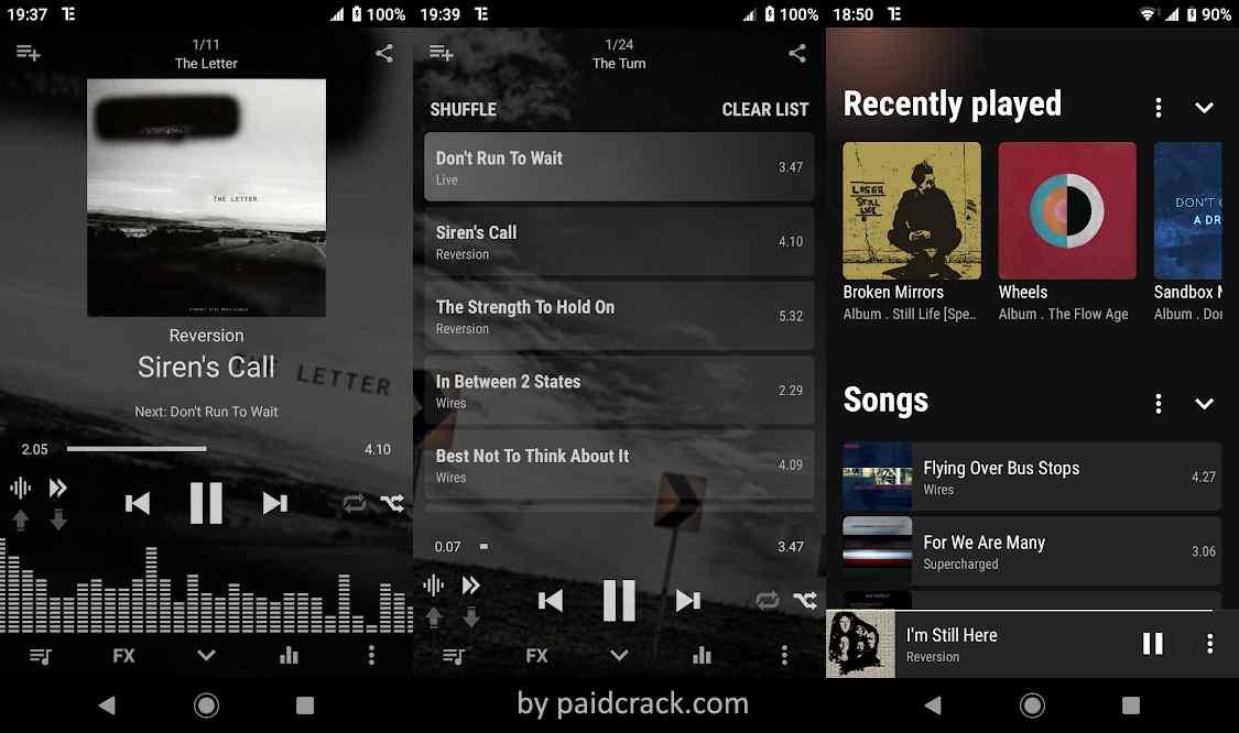 ProAudio Music Player Paid Apk