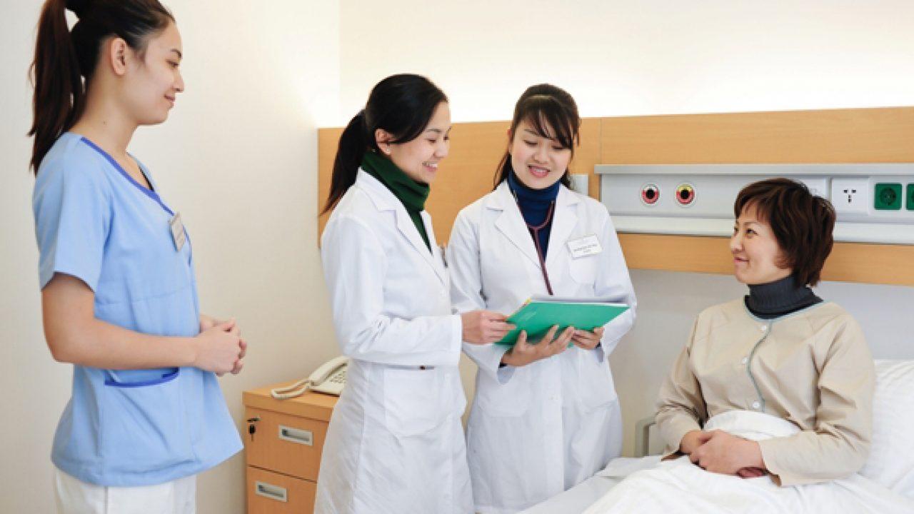 Chuyên may đồng phục bệnh viện chất lượng đạt chuẩn tại quận 10