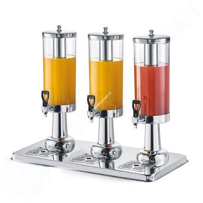 Bình đựng nước ép buffet 9 lít 3 ngăn BC2221-3