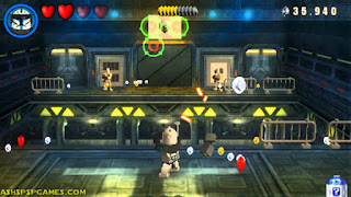 Cheat Lego Star Wars III: The Clone Wars PSP PPSSPP