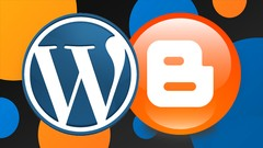 Blog Creation with Google Blogger Template & Basic WordPress