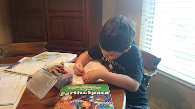 Christian Kids Explore Earth & Space (Bright Ideas Press)