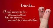 Friendship Day SMS, Text Messages For Friendship Day .