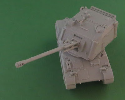 French Giat 155mm GCT AUF self-propelled gun picture 2