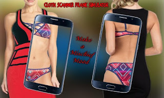 Xray Cloth Scanner Prank latest version free download apk