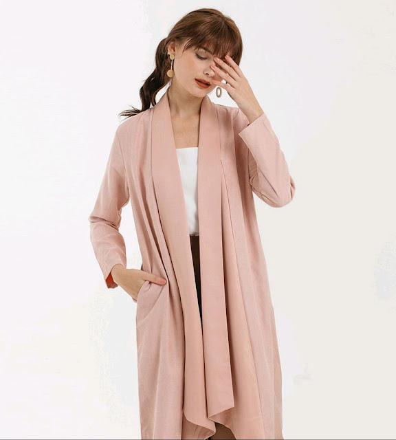 Baju outer kekinian Cloth Inc
