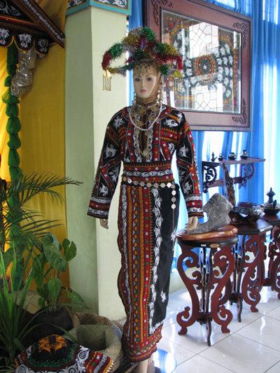Kerawang Pakaian Adat Suku Gayo  Gallery Aceh
