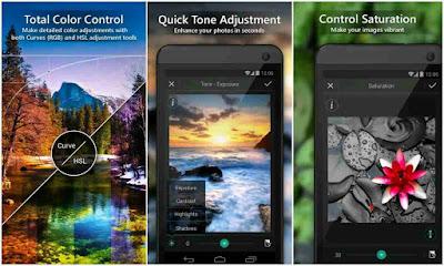 Aplikasi Edit Foto - Photodirector