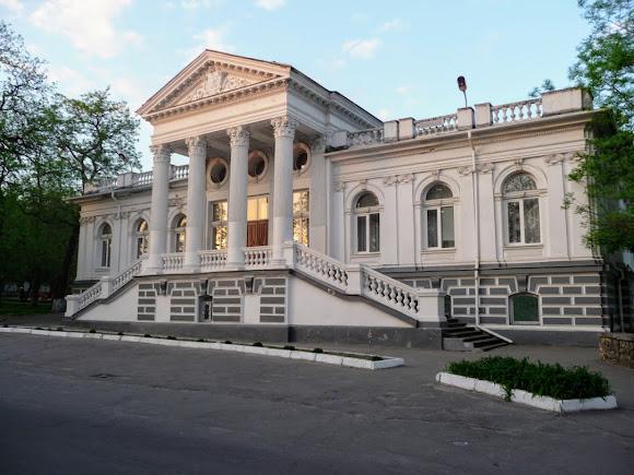 Херсон. ЗАГС. Памятник архитектуры. 1897 г.