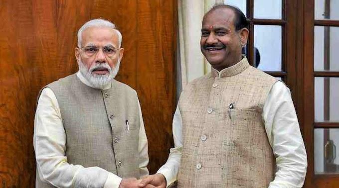 Prime Minister Narendra Modi praised the work of Lok Sabha Speaker Om Birla, know what he said