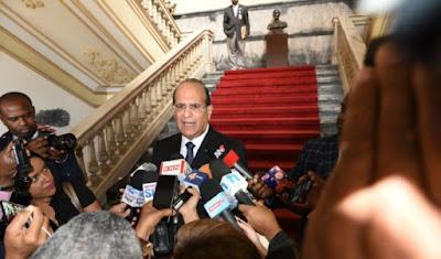 Julio César Castaños Guzmán presidente de la Junta Central Electora dice partidos que se acogerán a primarias aportarán un por ciento a su costo