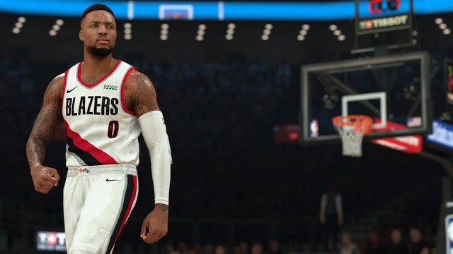 Imagem do NBA 2K21