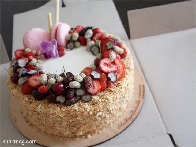 صور تورتات اعياد ميلاد 6 | Birthday cake photos 6