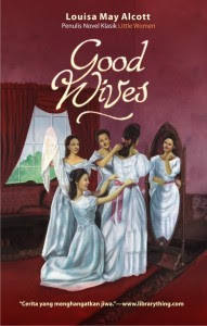 review buku louisa may alcott review buku good wives