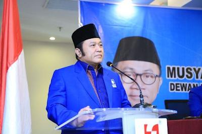 Pasca Deklarasi Arinal-Chusnunia, Ketua DPW PAN Lampung Tegaskan Belum Ada Kesepaktan Soal Calon Wakil Gubernur