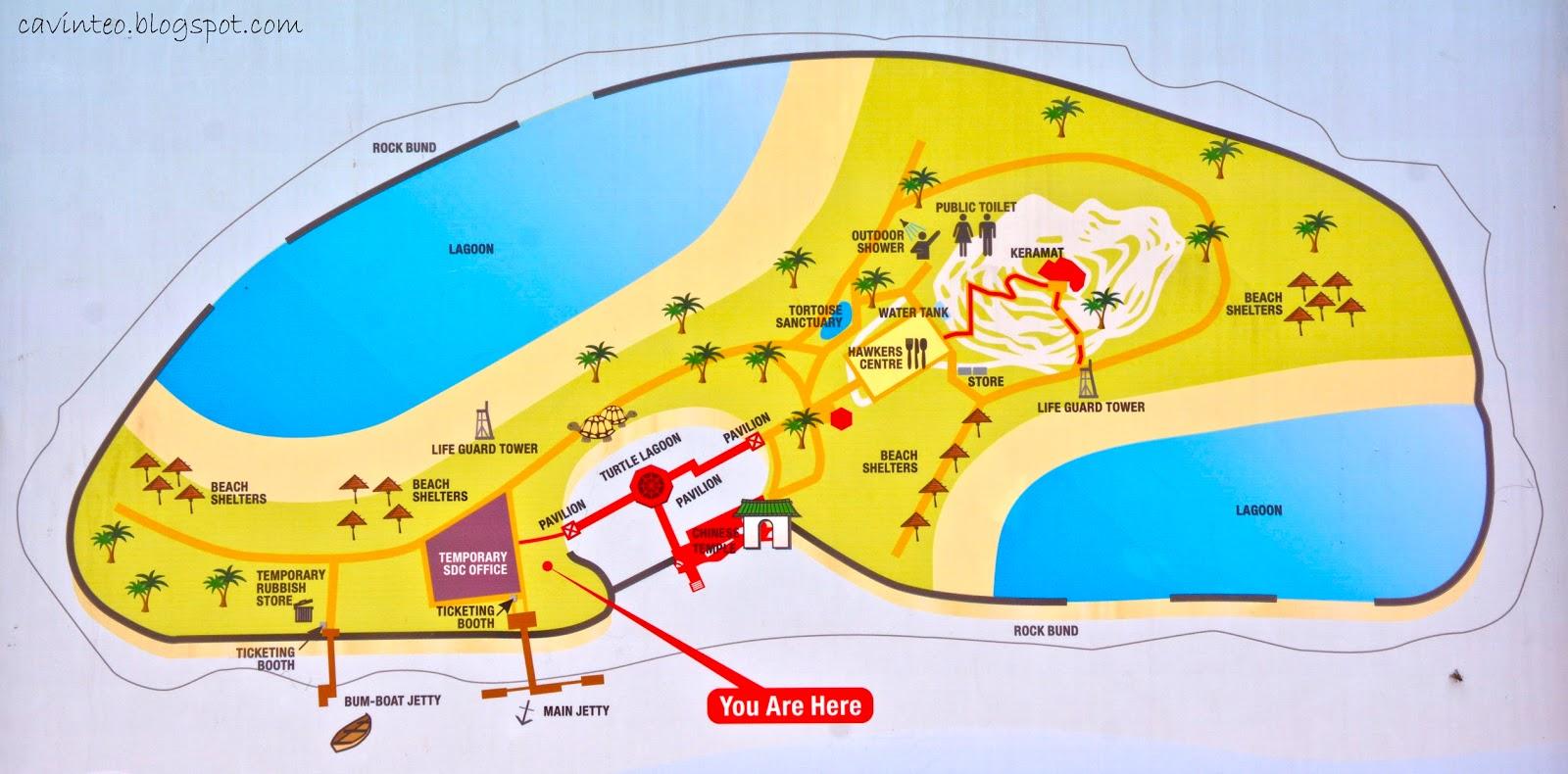 Entree Kibbles Kusu Island 2016 An Annual Pilgrimage