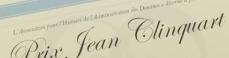 Présentation Prix CLINQUART