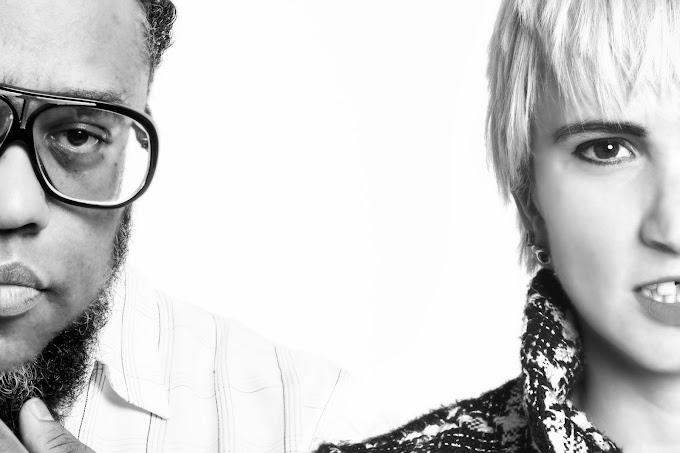 SSHH - banda britânica formada por Sharna 'Sshh' Liguz e Zak Starkey - lança single sobre 'fake news' com a participação de BNegão.