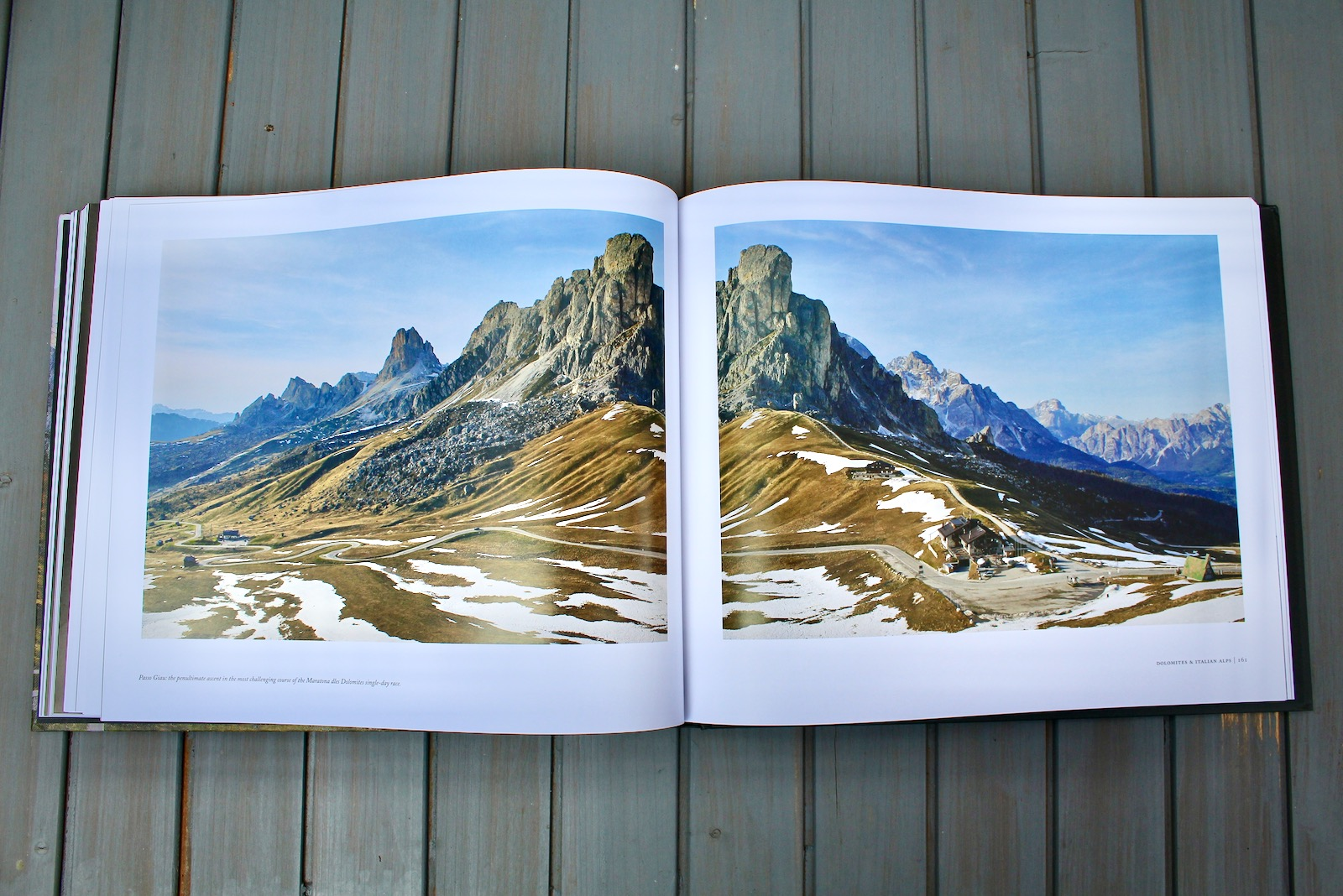 'Mountains : Epic Cycling Climbs' (2nd Edition) by Michael Blann